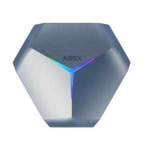 اندروید باکس آ95ایکس مدل F4 - 4/64