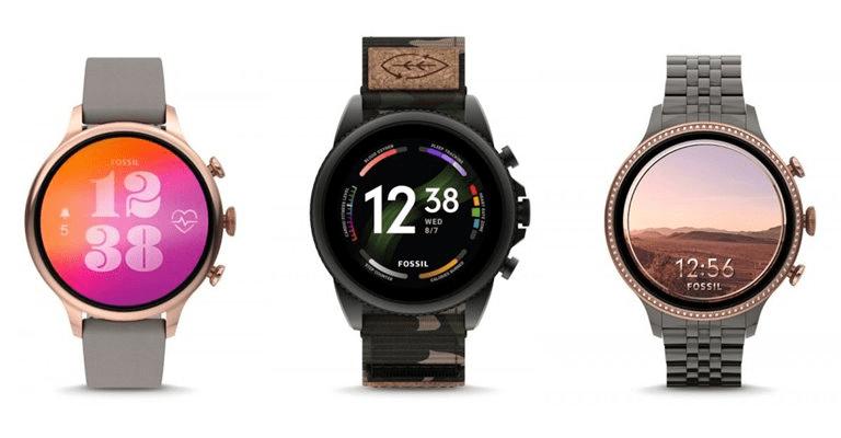 نسل ششم ساعت هوشمند فسیل از نسخه قدیمی WearOS گوگل استفاده می کند