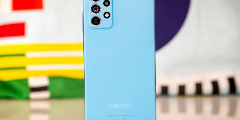شایعه : گلکسی A73 دارای دوربین 108 مگاپیکسلی است