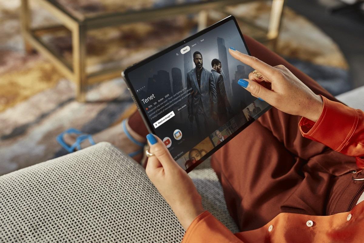 تبلت لنوو تب پی 12 پرو | Lenovo Tab P12 Pro