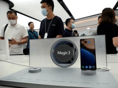 جلو افتادن آنر از اپل و شیائومی در چین