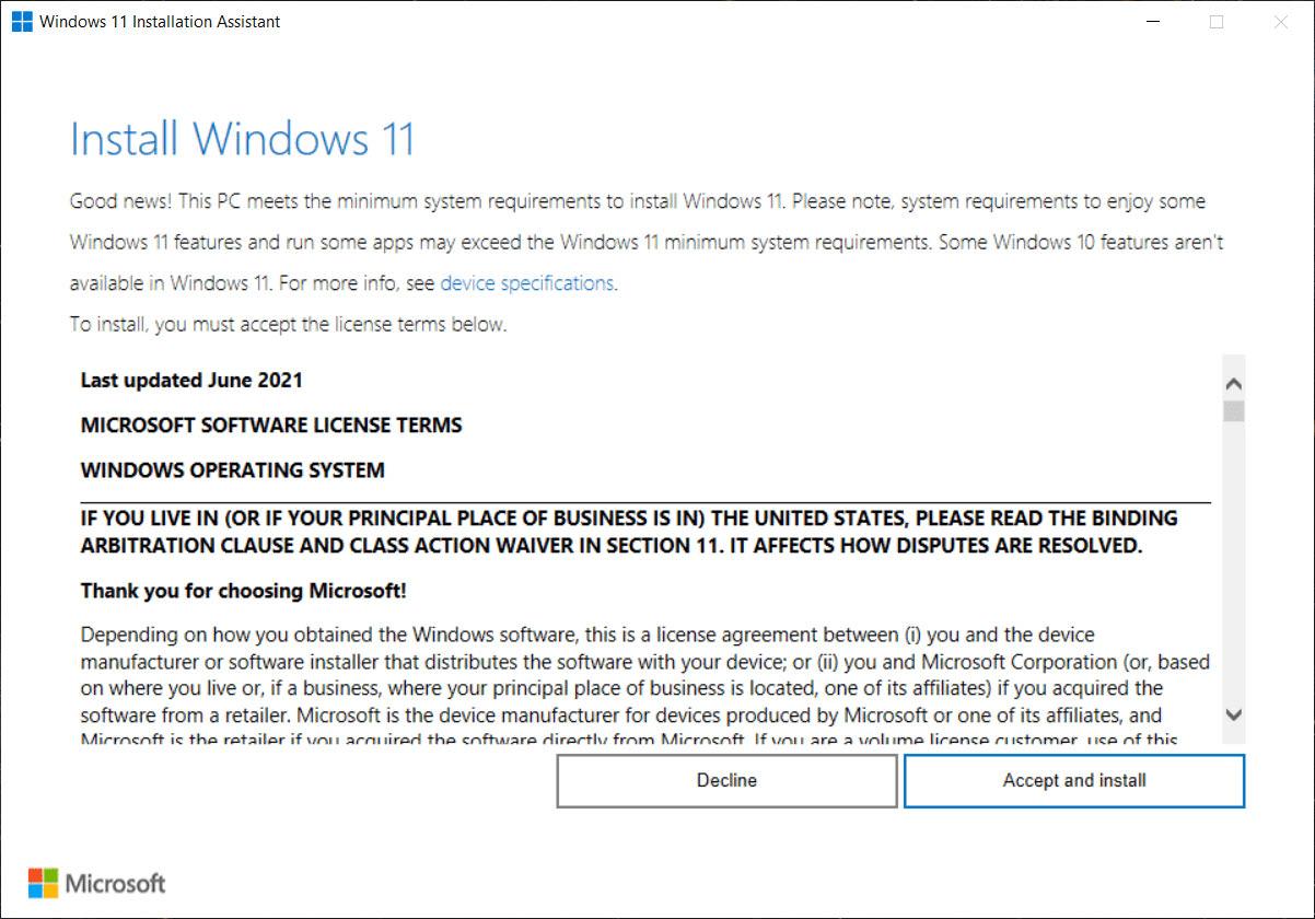 دانلود ویندوز ۱۱ با Windows 11 installation Guide