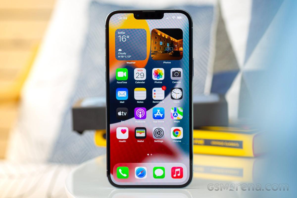 بررسی آیفون 13 پرو مکس اپل