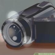 مراحل ساخت چراغ LED برای دوربین فیلمبرداری