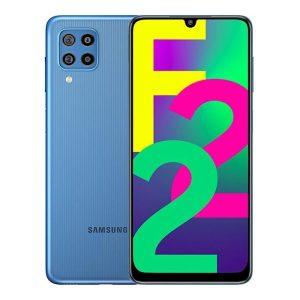 قیمت و مشخصات گوشی سامسونگ گلکسی اف 22 | Galaxy F22