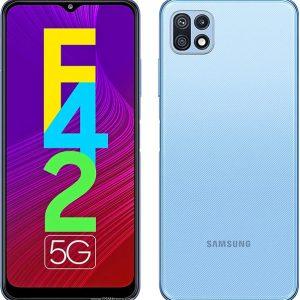 مشخصات گوشی سامسونگ گلکسی اف 42 نسخه 5جی | Galaxy F42 5G