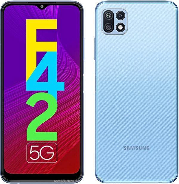 مشخصات گوشی سامسونگ گلکسی اف 42 نسخه 5جی   Galaxy F42 5G